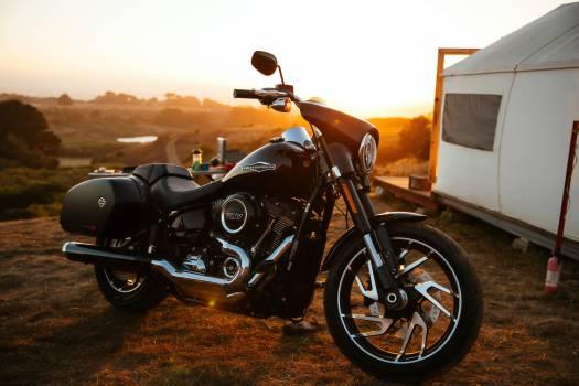 Bike Motorcycle Speed Free Photo