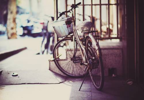 Tricycle Wheeled vehicle Bicycle Free Photo