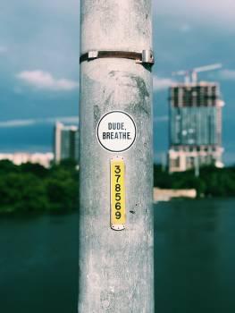 Pole Rod Sky Free Photo