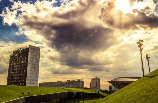 Cloudy Silesia #26718