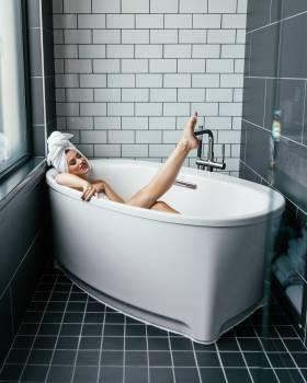 Bathtub Vessel Bathroom Free Photo