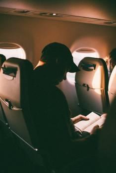 Plane seat Seat Support Free Photo