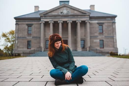 Tourist Campus Person Free Photo
