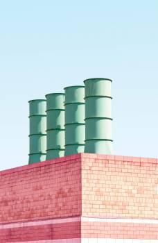 Chimney Architecture City Free Photo