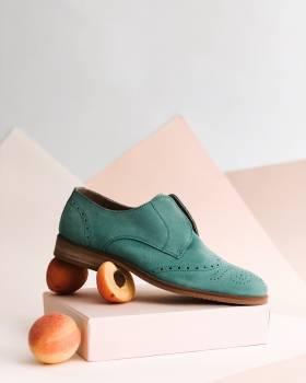 Leather Footwear Shoe Free Photo