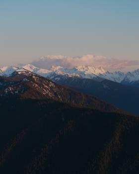 Range Mountain Mountains #270016