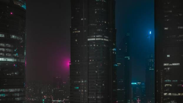 Skyscraper City Cityscape #270435