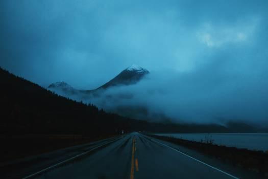 Road Sky Landscape #270590