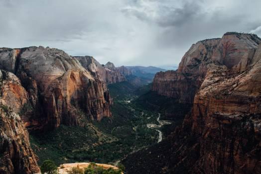 Canyon Mountain Valley #270627