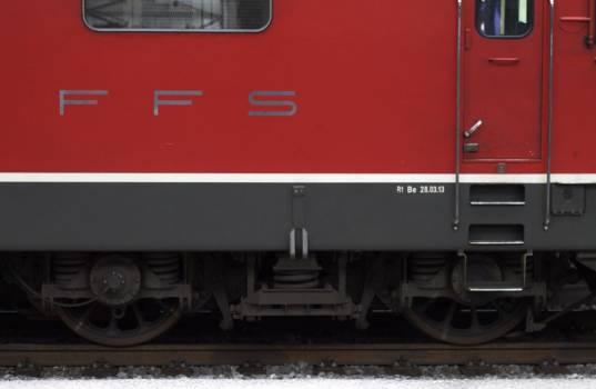 Locomotive #27096