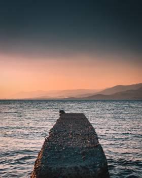 Breakwater Cape Barrier Free Photo
