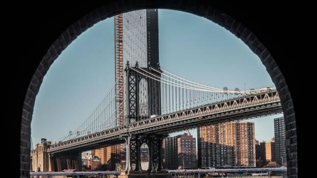 Bridge Pier Support #271269