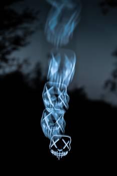 Smoke Abdominal Anatomy Free Photo