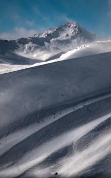 Glacier Snow Slope #271744