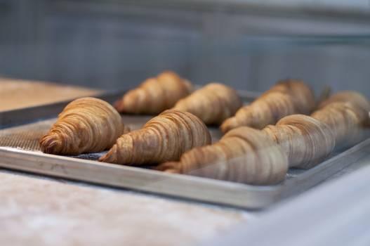 Croissants Free Photo