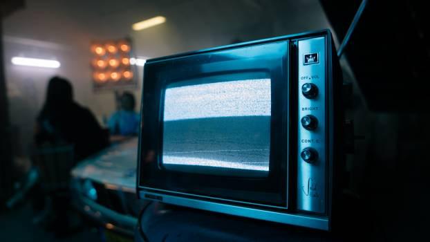 Television Microwave Kitchen appliance #272307