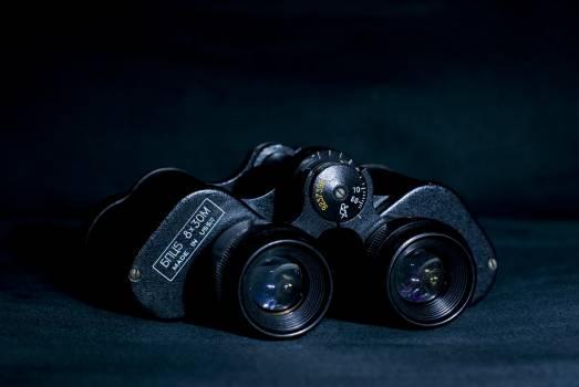 Old Binoculars Free Photo