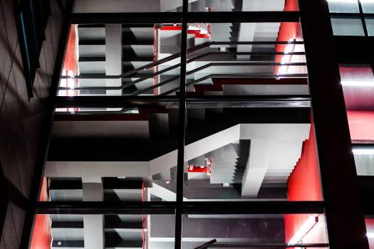 Staircase Free Photo