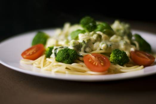 Pasta with broccoli #27273