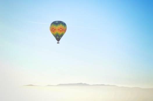 Balloon Aircraft Craft Free Photo