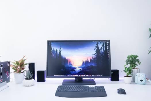 Monitor Computer Screen Free Photo