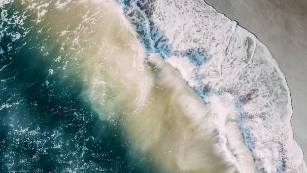 Water Wet Ocean Free Photo