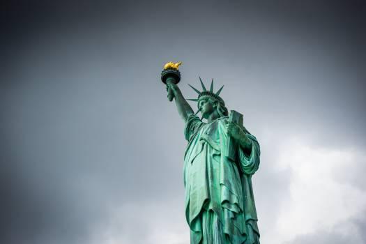 Statue Sky Monument Free Photo