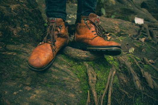 Footwear Boot Lace Free Photo