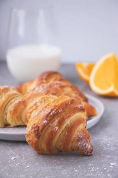 Pastry Food Breakfast Free Photo