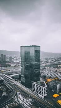 Skyscraper Business district City #276838