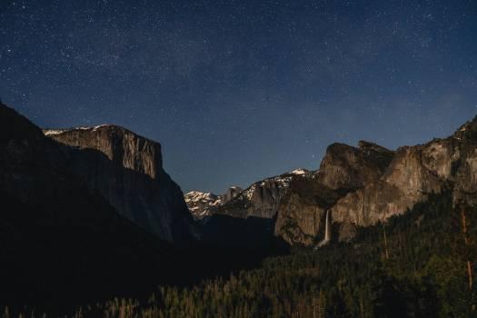 Mountain Landscape Mountains Free Photo