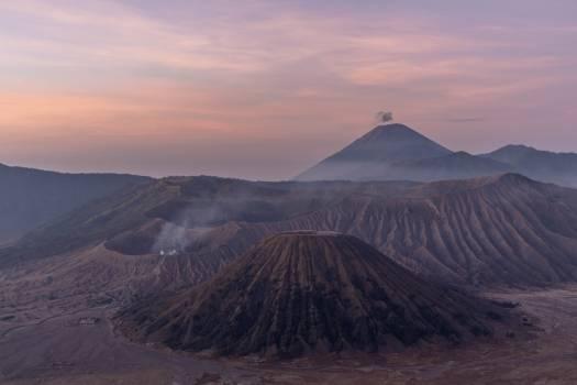 Volcano Mountain Natural elevation #277318