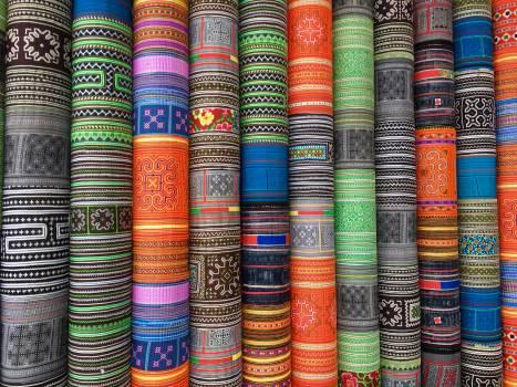 Bangle Colorful Art Free Photo
