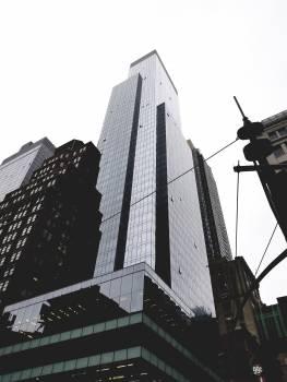 Skyscraper Architecture City #278385