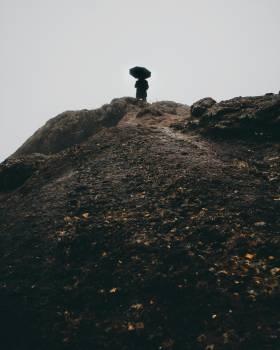 Knoll Mountain Rock Free Photo