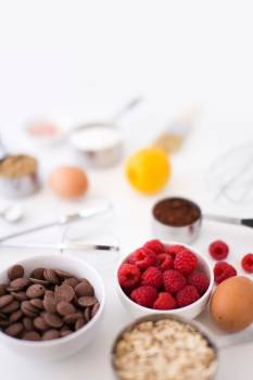 Confectionery Food Mix Free Photo