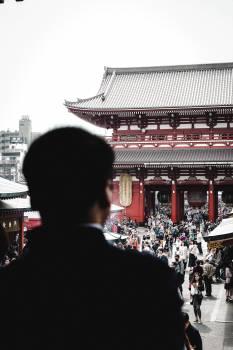 Temple Architecture Tourist Free Photo