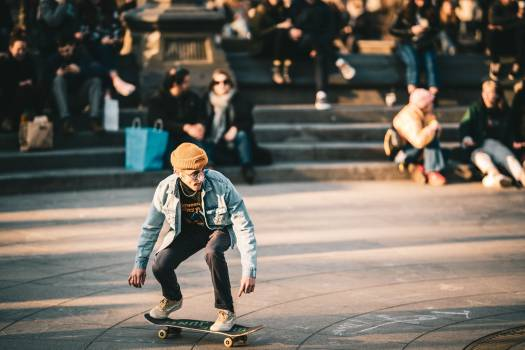 Sport Athlete Skate Free Photo