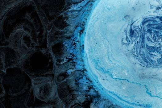Ice Pattern Texture Free Photo