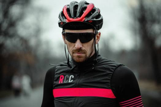 Sport Helmet Man Free Photo
