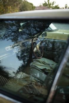 Car Vehicle Mirror Free Photo
