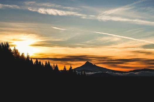 Sun Sunset Sky Free Photo