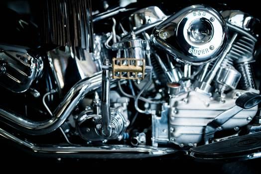Device Engine Metal Free Photo