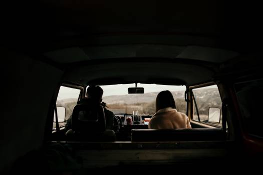 Car Headrest Rest Free Photo