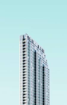 Skyscraper City Architecture Free Photo