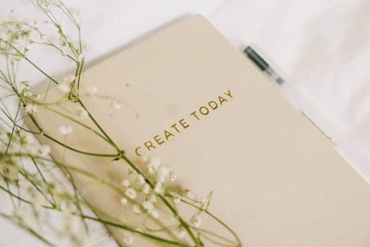 Binding Notebook Paper Free Photo