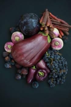Eggplant Vegetable Vegetables Free Photo