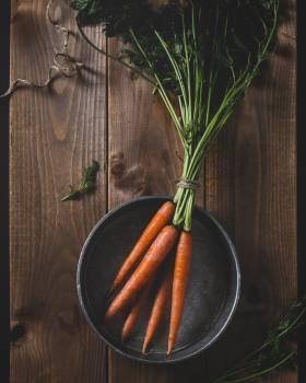 Carrot Food Vegetable #285237