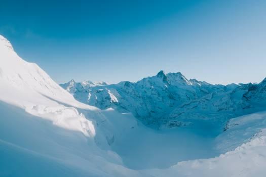 Glacier Mountain Snow #285978