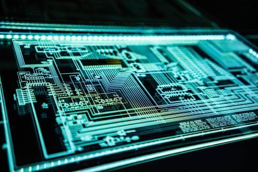 Memory Circuit board Technology Free Photo